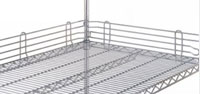 wire shelving-ledges