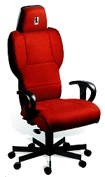 Genial 24/7 Heavyweight Intensive Use Office Chairs Supports Up To 550lbs.