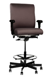 24/7 intensive use office chairs- perfect for dispatch call centers