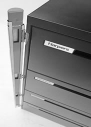 Features: File Cabinet Locking Bar