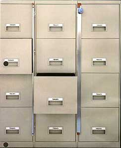 File Cabinets Locks