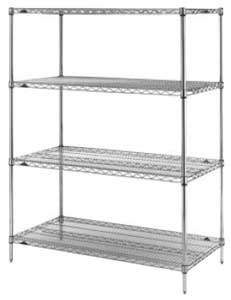 Metro Wire | Metro Super Erecta Wires Adjustable Shelving